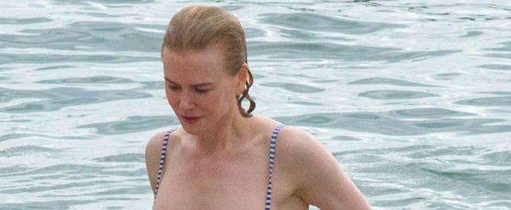 Nicole Kidman Has Been Hiding a Really Rockin' Bikini Body