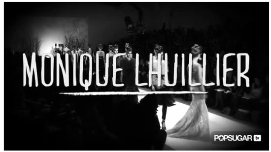 Monique Lhuillier Fall 2011 Collection Runway Video