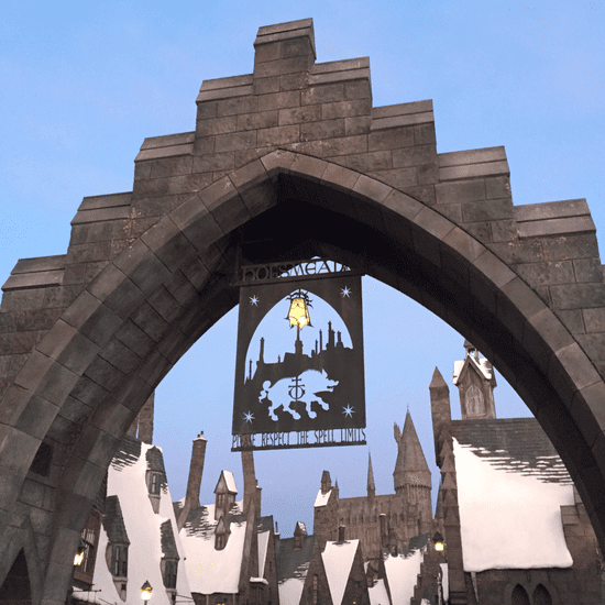 Harry Potter World Hollywood Secrets