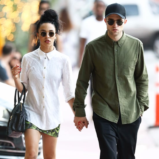 Robert Pattinson and FKA Twigs Engaged