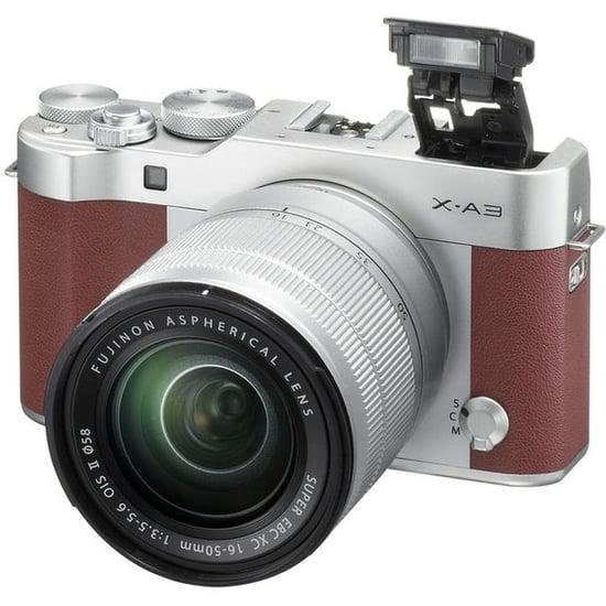 Fujifilm X-A3 Mirrorless Digital Camera Announced