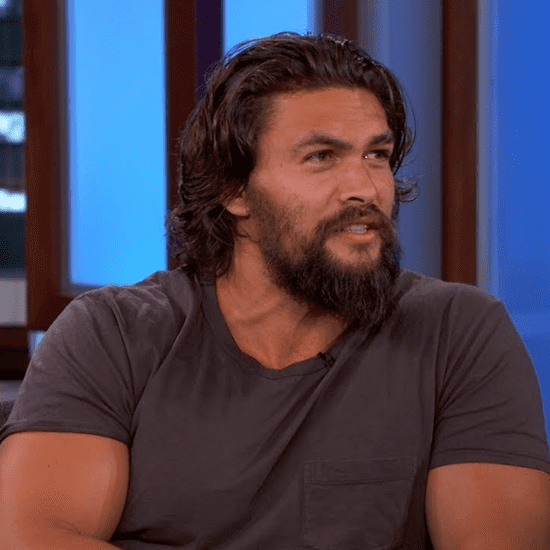 Jason Momoa Younger: Jason Momoa In Tight Shirts