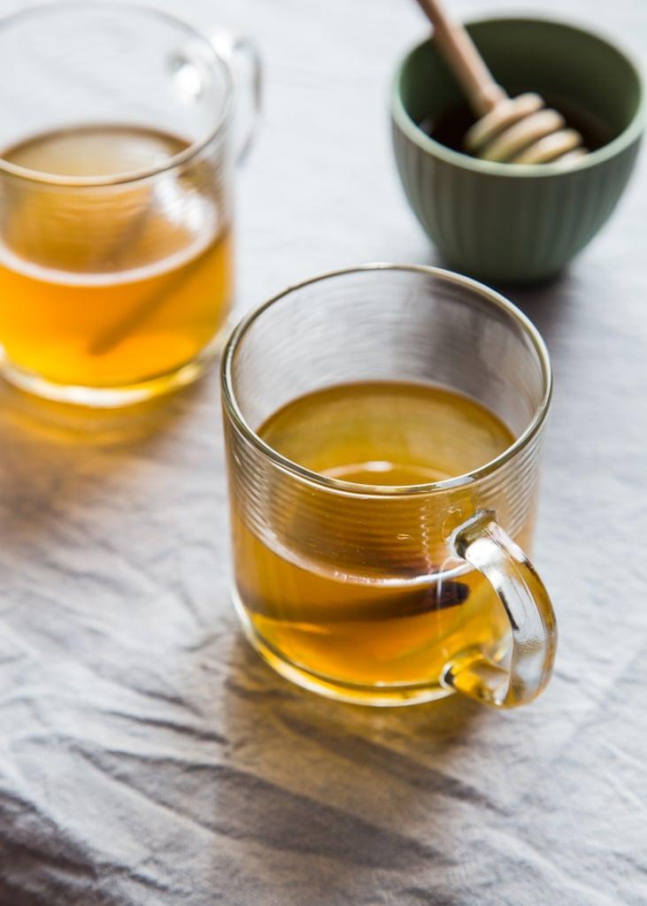 Green Tea Hot Toddy