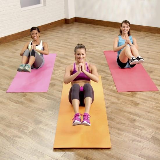 20-Minute Bikini-Body HIIT Workout