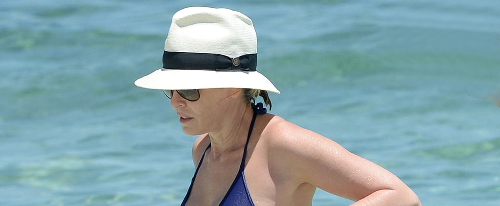 Chelsea Handler Slips Into a Bikini Before Doing Stand-Up in the Bahamas