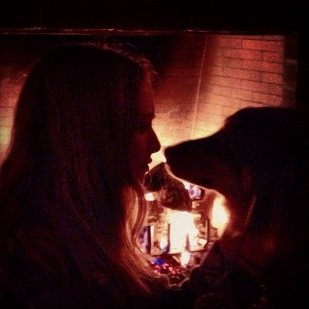 They Have Sweet Moments Fireside
