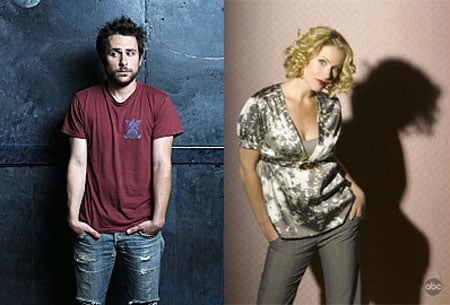 Charlie Day, Christina Applegate Are Going the Distance With Drew and Justin