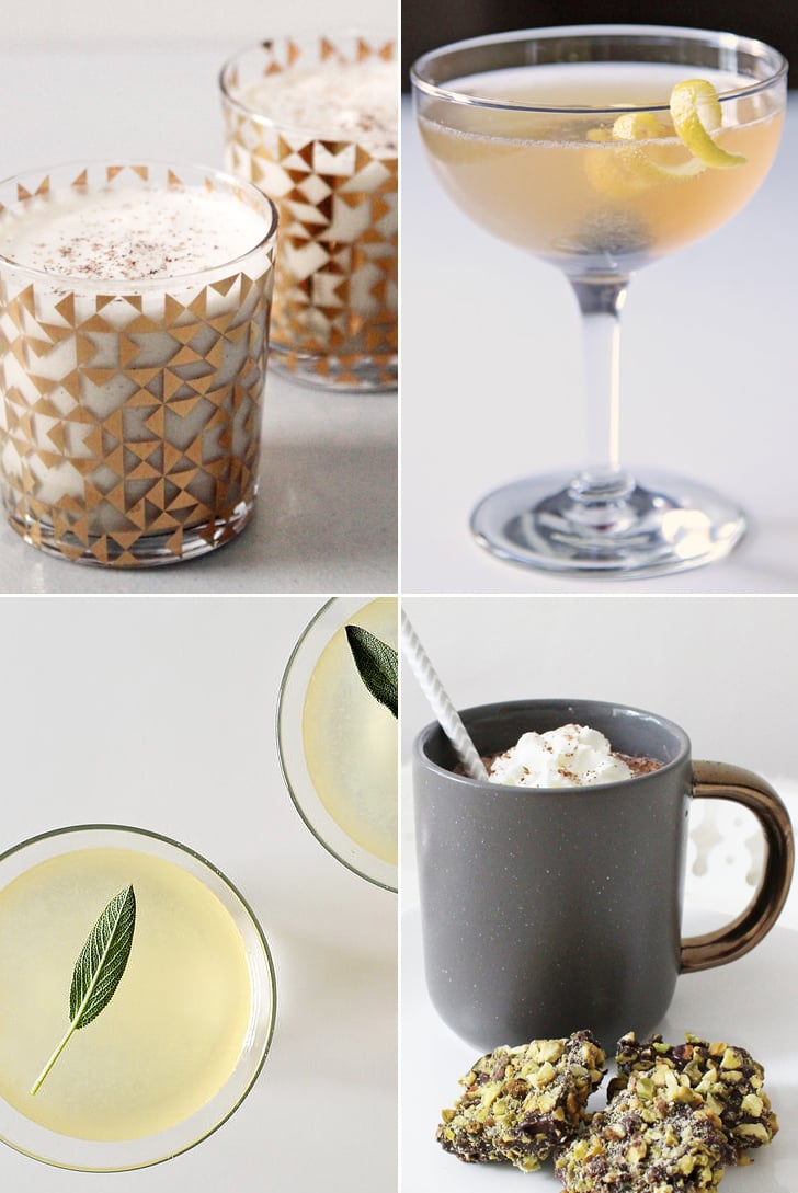 20+ Showstopping Cocktails For Your Holiday Soiree