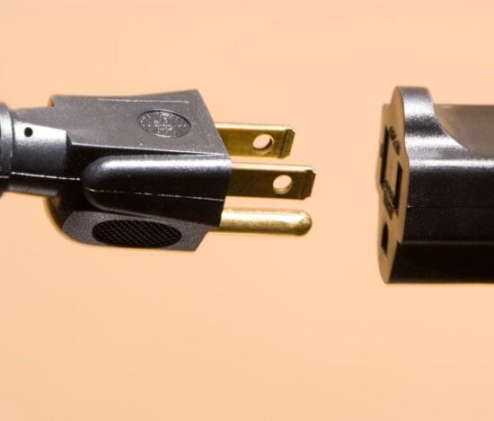 Unplug Appliances