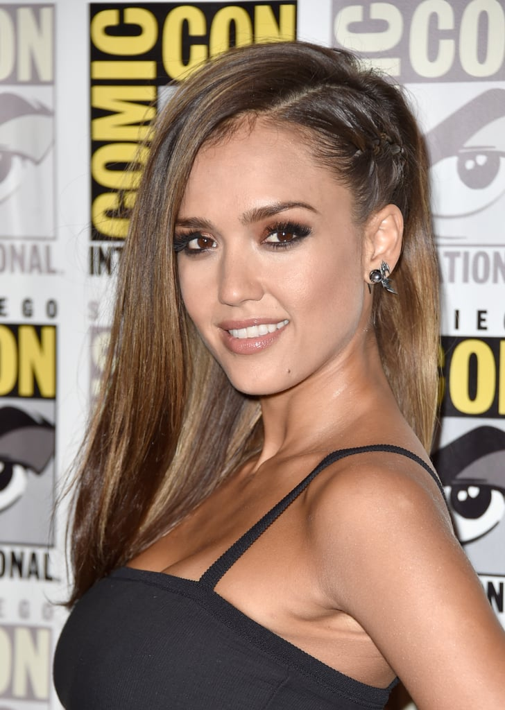 38 Times Jessica Alba Proved She Can Pull Off Any Beauty Look