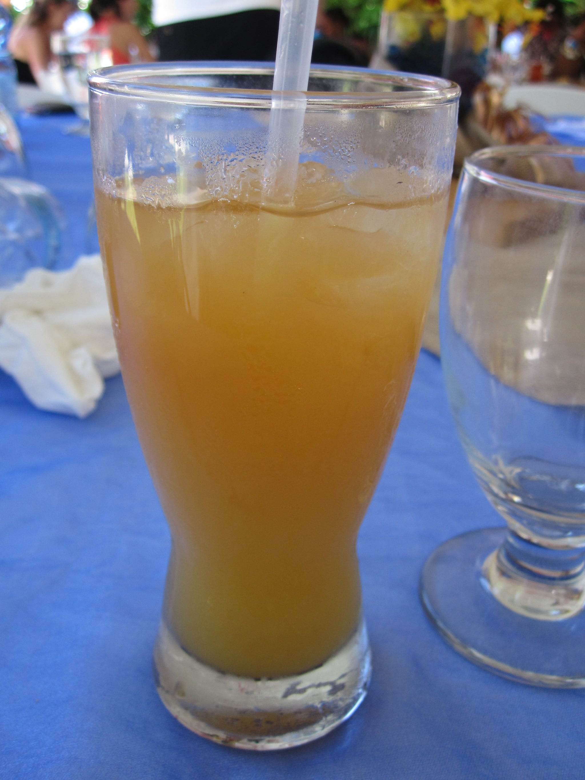 Rum With Juices