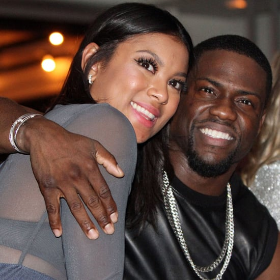 Cute Photos of Kevin Hart and Eniko Parrish