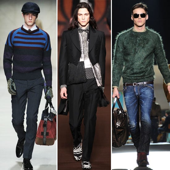 All The Looks You Need To See From 2012 Fall Men's Fashion Week