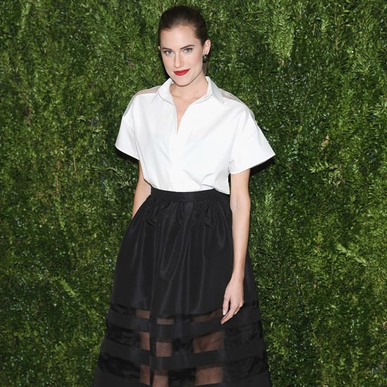 Allison Williams Red Carpet Pictures