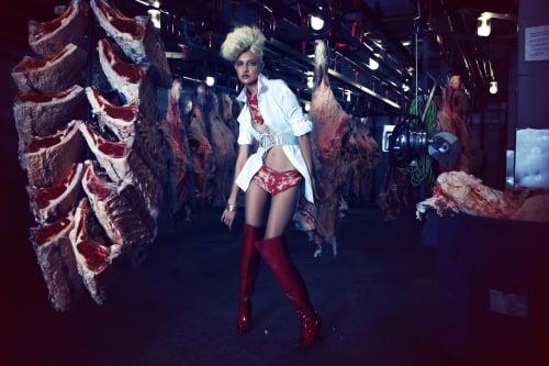Freaky or Fabulous? Meaty Modeling