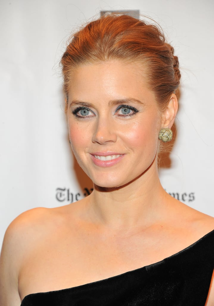 Amy Adams was out for the awards in NYC.