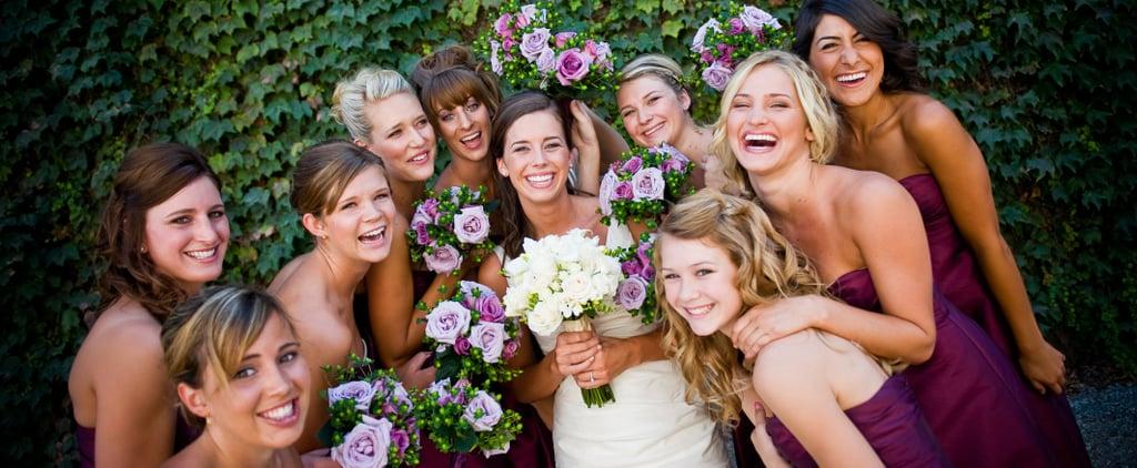 You'll Wish You Had an Invite to This Fun Vineyard Wedding