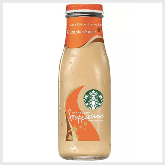 Starbucks Bottled Pumpkin Spice Lattes