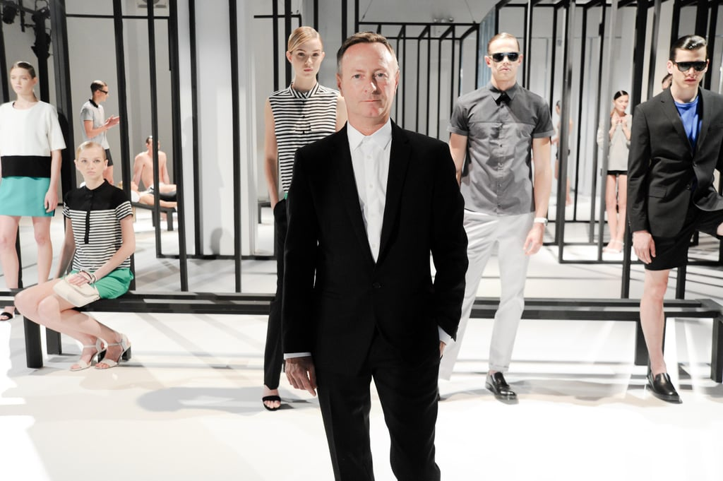 Sneak peek! A VIP insider's look at the Calvin Klein S/S '13 Collection