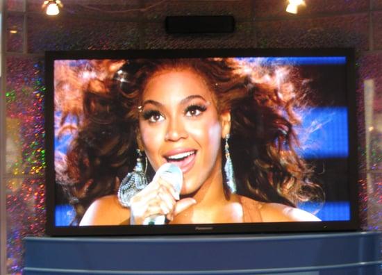 CES 2008: Beyoncé in Blu-Ray