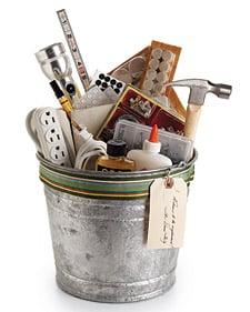 Casa Quickie: A Housewarming Bucket
