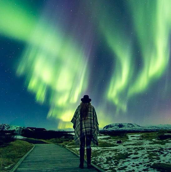 Geomagnetic Storm Creates Incredible Northern Lights