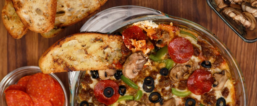 No, This Isn't Pizza, It's Pizza Dip!