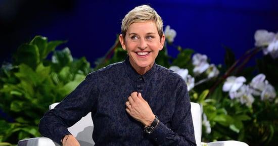 Yes, This Is Ellen DeGeneres As A Victoria's Secret Angel