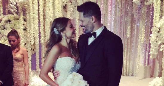 Sofia Vergara And Joe Manganiello Are Officially Married
