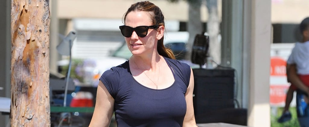Jennifer Garner Shows Off Her Toned Arms After Working Up a Sweat in LA