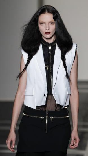Spring 2011 Paris Fashion Week: Givenchy