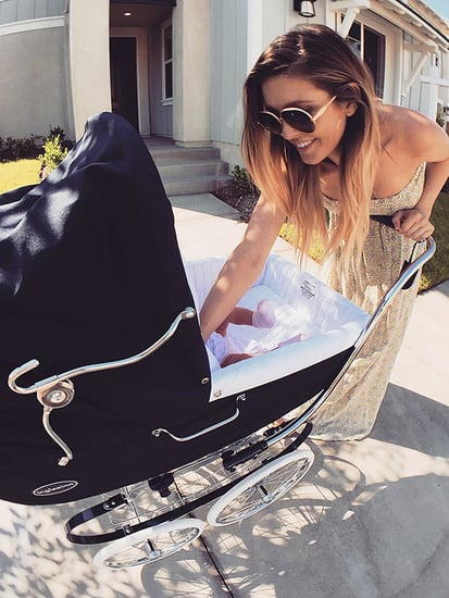 Audrina Patridge Shares Her First Picture of Baby Kirra!