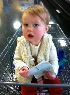 How Motherhood Made Me a Grocery Store Ninja