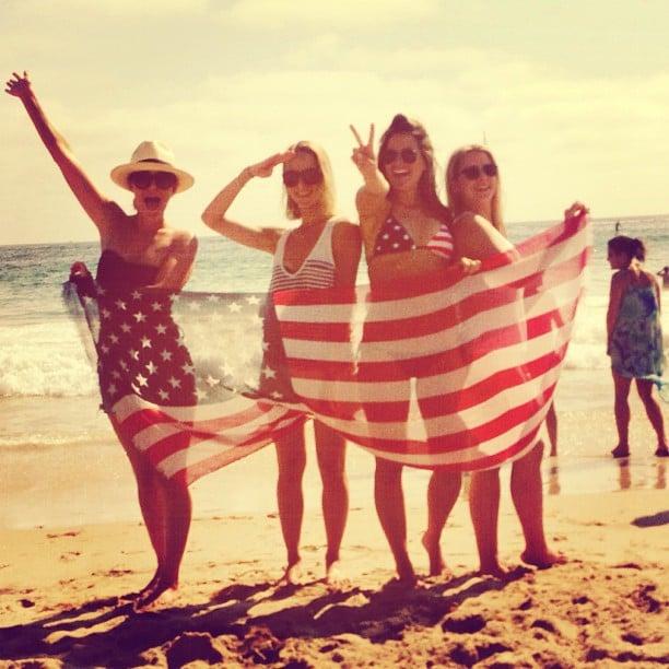 Fourth of July Shenanigans