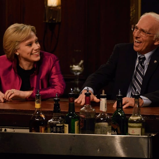 Skit About Hillary Clinton and Bernie Sanders on SNL