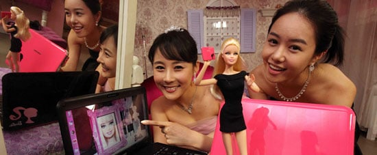 New Barbie Netbooks From Korea