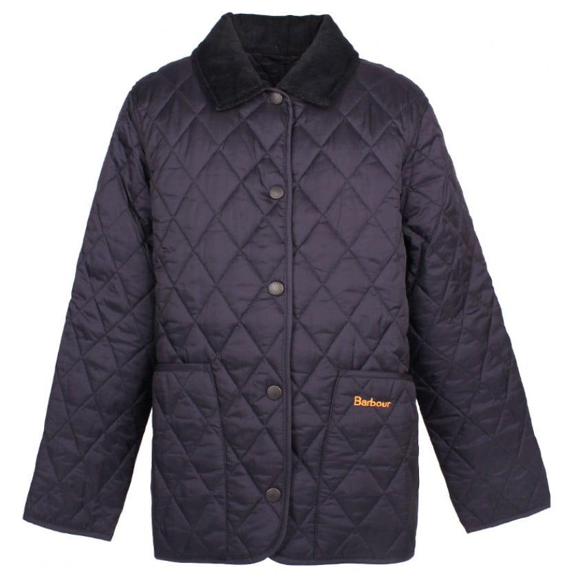 A Quilted Barbour Jacket (Size 2, Please!)