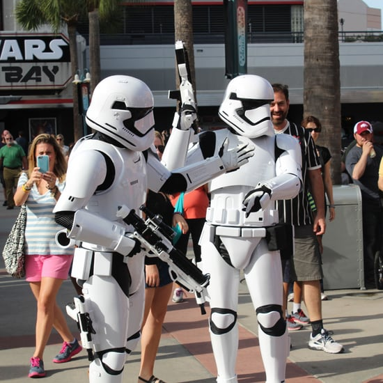 Star Wars Day at Disneyland 2016