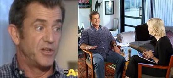 Mel Gibson's Blessing