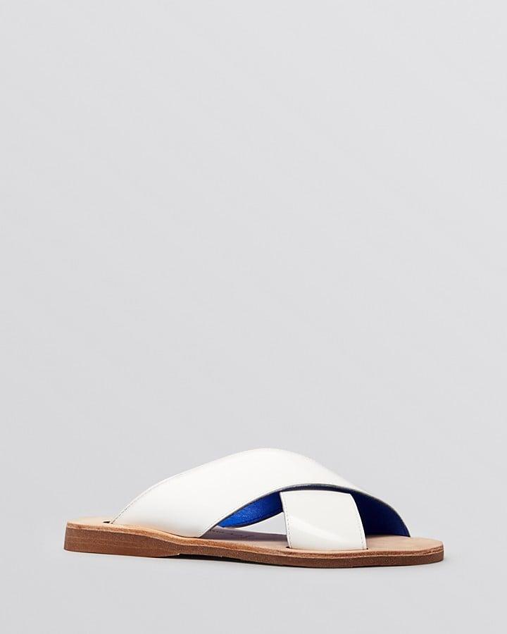 Jeffrey Campbell Flat Slide Sandals