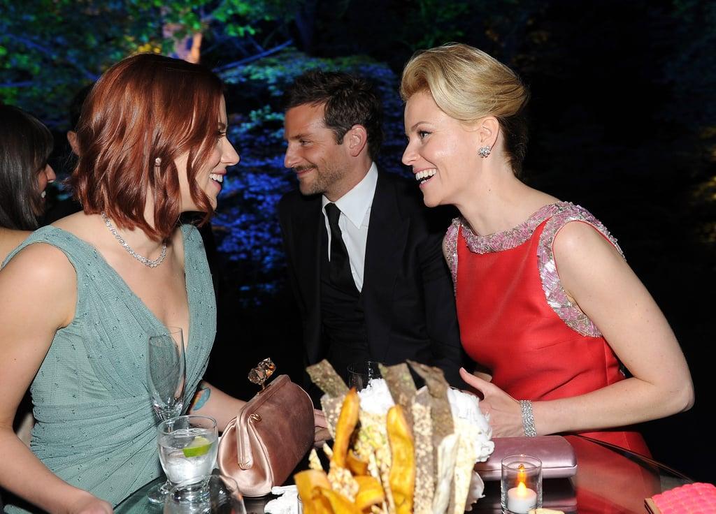 Scarlett, Bradley, and Elizabeth