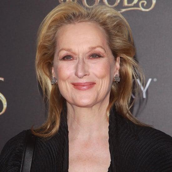 Meryl Streep Says She Has a Crush on Will Ferrell