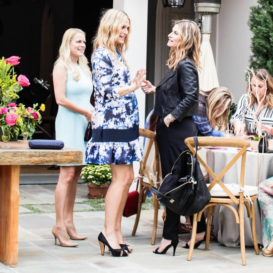 Molly Sims Baby Shower For Little Girl