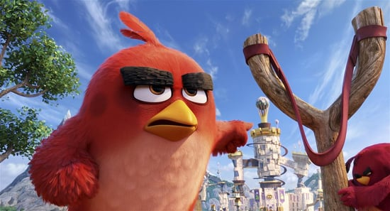 Angry Birds Rule the Roost