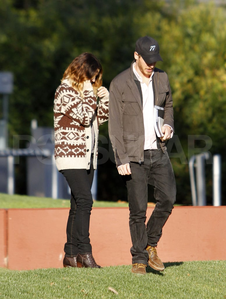 Drew Barrymore and Will Kopelman went to a meeting in LA.