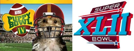 Super Bowl XLII vs. Puppy Bowl IV?