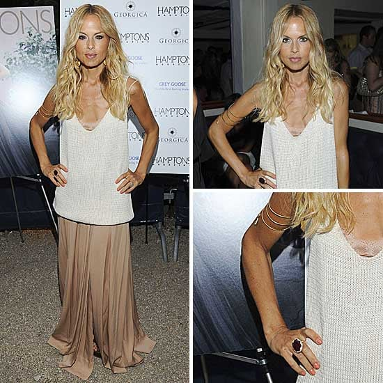 Rachel Zoe Maxi Skirt Style