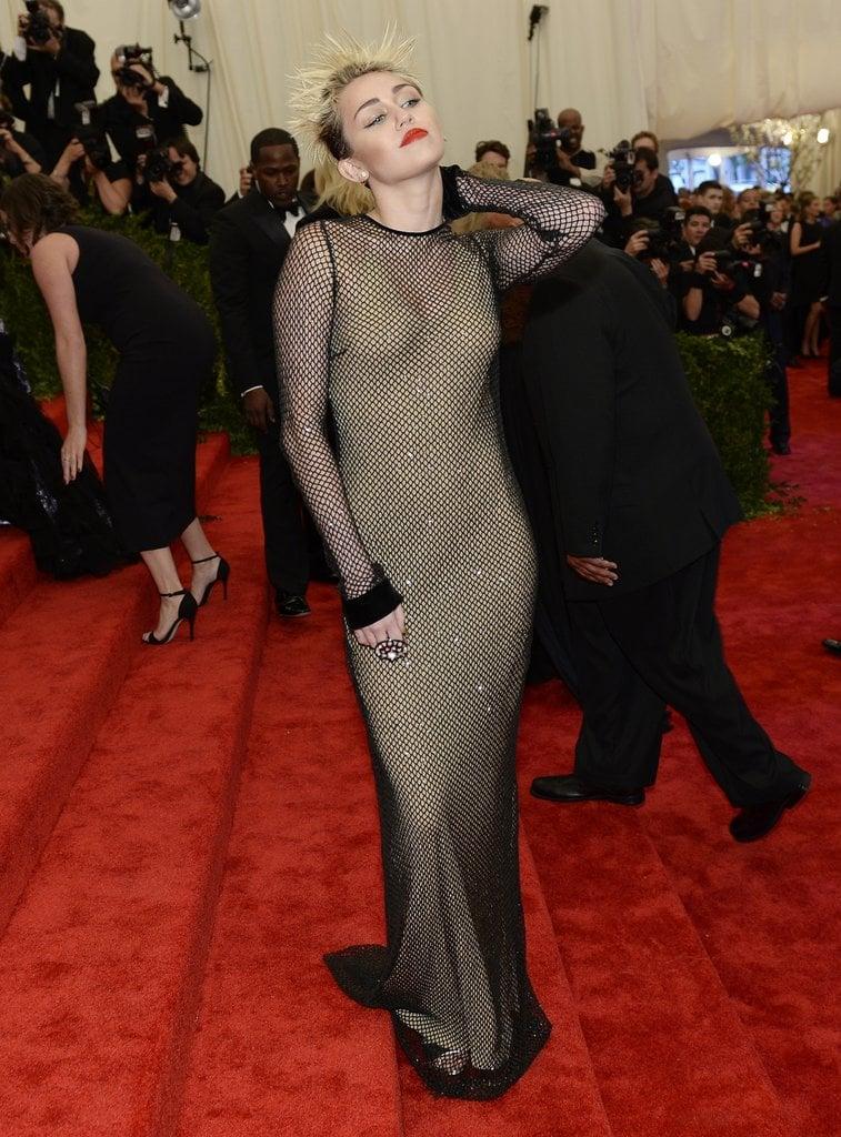 Miley Cyrus — 2013