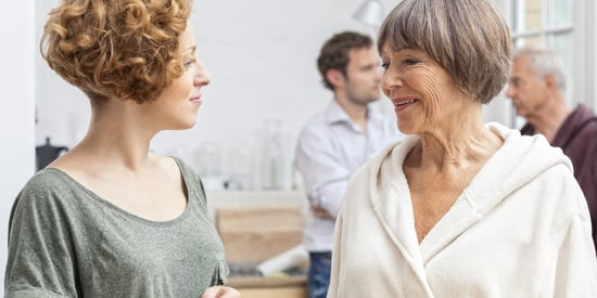 7 Must-Have Discussions With Your Daughter-In-Law