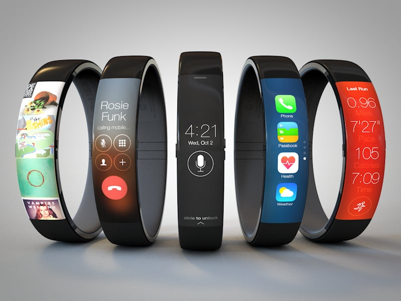 FuelBand-Inspired